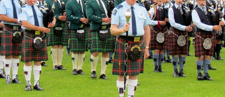 Auckland Highland Games & Gathering