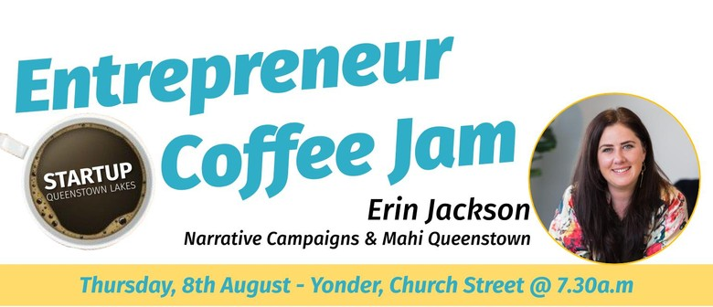 Entrepreneur Coffee Jam Featuring Narrative