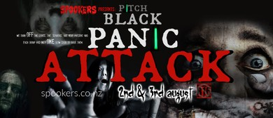 Pitch Black Panic Attack