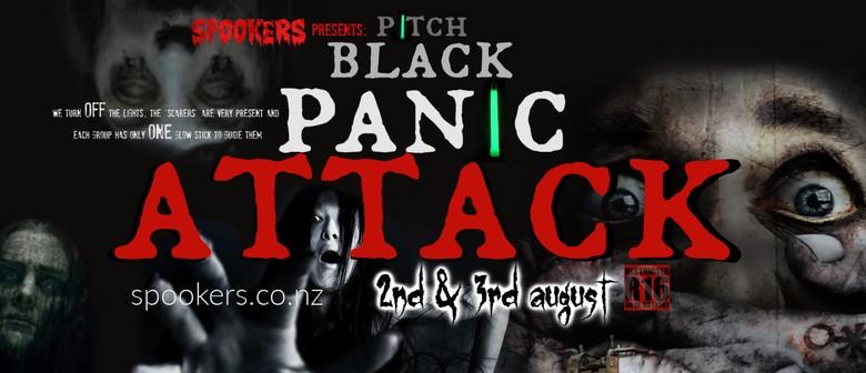 Pitch Black Panic Attack