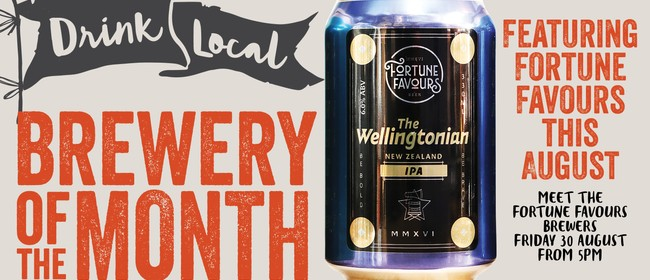 Brewery of The Month - Fortune Favours