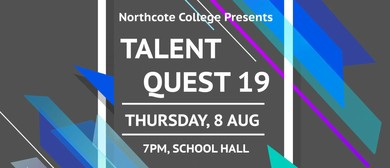 Northcote College Talent Quest