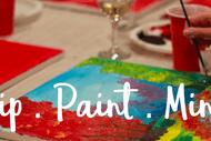 Image for event: Paint & Chill Night - Mount Taranaki