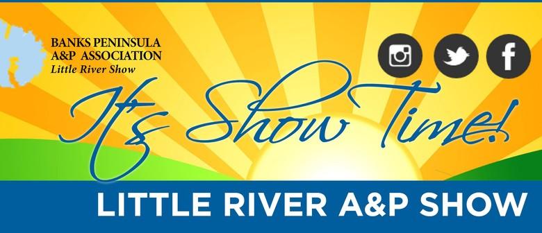 Little River A&P Show