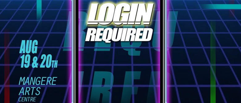 Log in Required