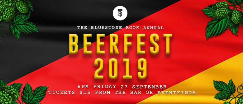 The Bluestone Room Annual Beerfest 2019