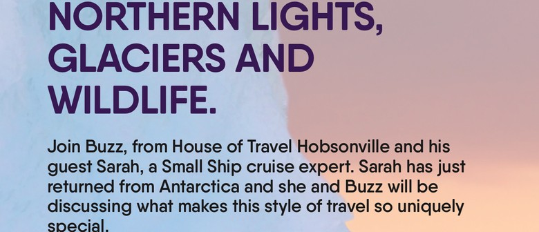 Northern Lights, Glaciers and Wildlife