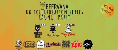 Beervana UK Collaboration Launch Party