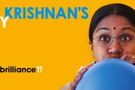 Image for event: Mrs Krishnan's Party