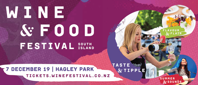 2019 South Island Wine & Food Festival