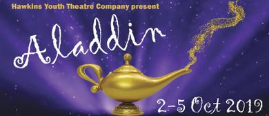 Hawkins Youth Theatre Company Present Aladdin