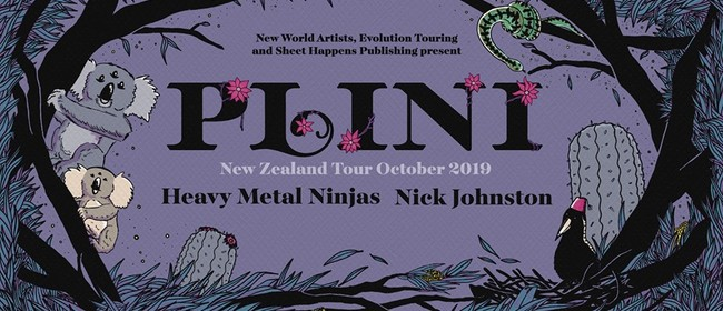 Plini NZ Tour