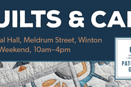 Image for event: Quilts & Cake