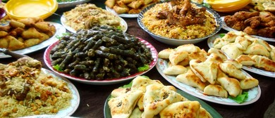 Ottolenghi and The Palestinian Table: A Middle Eastern Feast