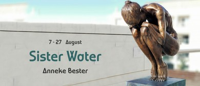 Sister Water - Bronze by Anneke Bester
