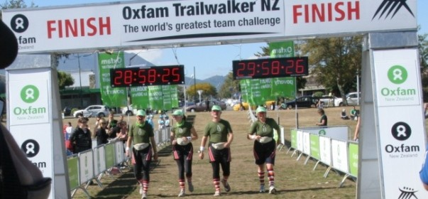 Oxfam trailwalker 2011 lake taupo eventfinda for 300 lake terrace taupo