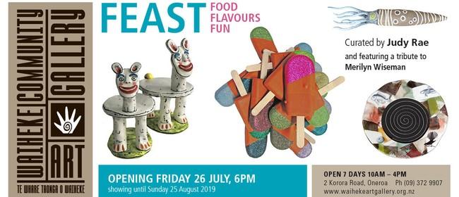 Feast - Food, Flavours, Fun