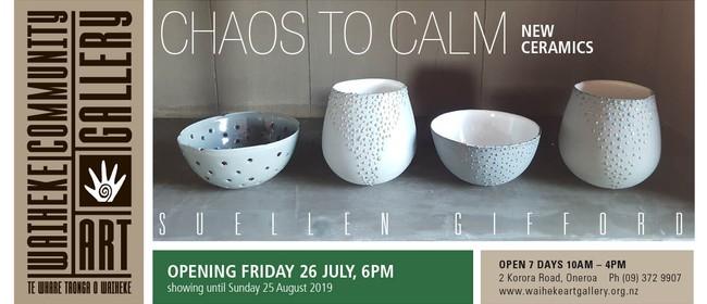 Suellen Gifford - Chaos to Calm