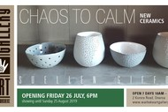 Image for event: Suellen Gifford - Chaos to Calm