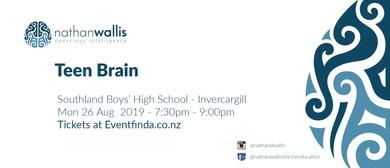 Teen Brain - Invercargill