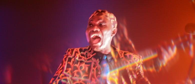 Afro Music Experience w/ Sam Manzanza's Afro Beat Band