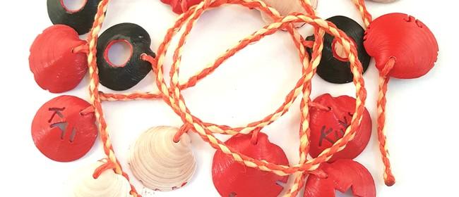 Jewellery Workshop with Neke Moa - Hutt Winter Festival