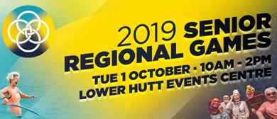 Senior Regional Games