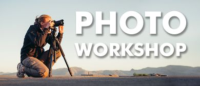 Photography Workshop for Beginners: CANCELLED