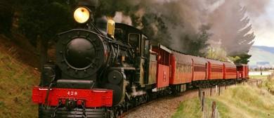 Weka Pass Railway Running Days