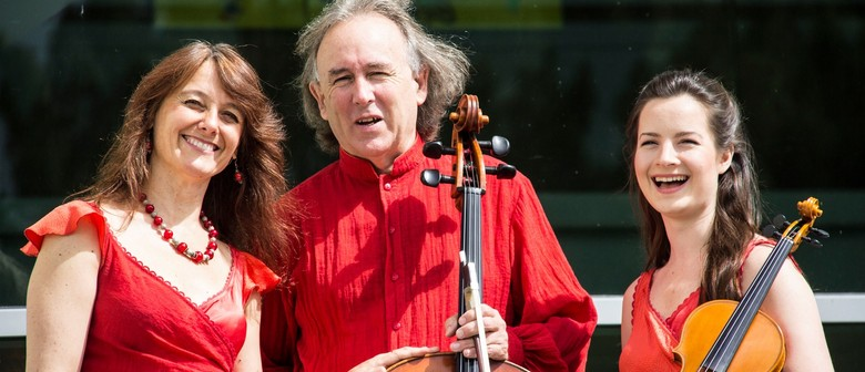 Lunchtime Recital Series - NZ Chamber Soloists