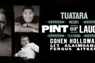 Image for event: Pint of Laughs