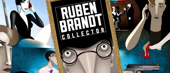 NZIFF 2019 Ruben Brandt, Collector