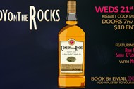 Image for event: Comedy On the Rocks
