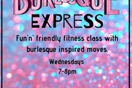 Image for event: Burlesque Express