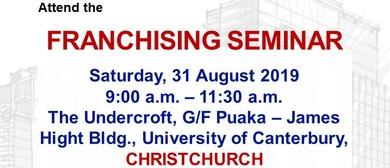 DTI TNK Franchising Seminar