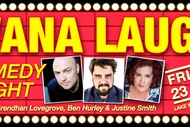 Image for event: Wana Laugh Comedy Night