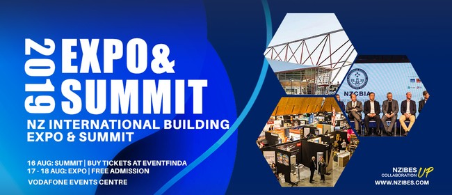2019 New Zealand International Building Expo & Summit