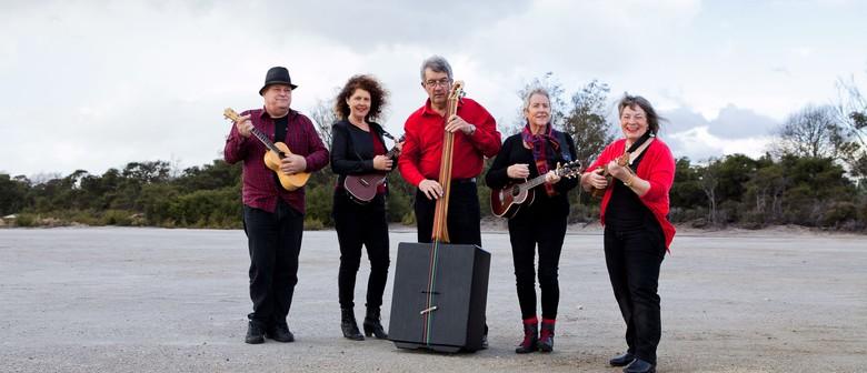 Rotorua UkeBox - Ukulele Strum-along and Open Mic Sessions
