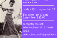 Image for event: Dargaville Wearable Arts Golf Tournament
