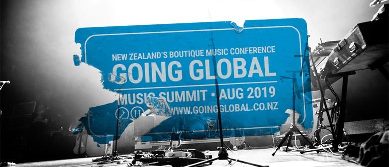 Going Global Music Summit 2019