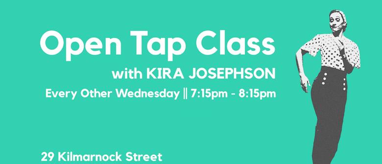 Open Tap Class - Beginner