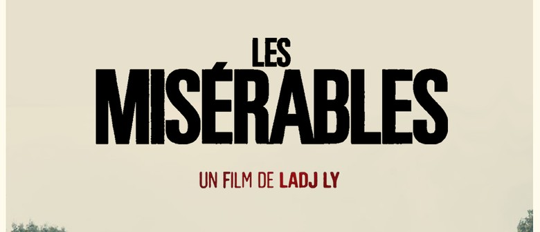 NZIFF 2019 Les Misérables