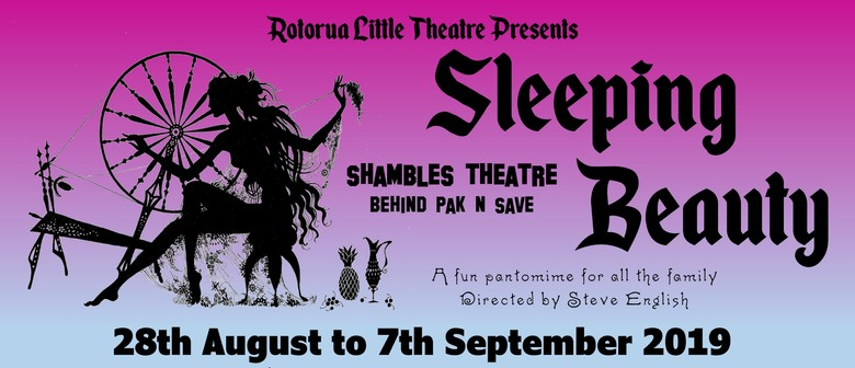 Sleeping Beauty-A Pantomime