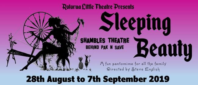 Sleeping Beauty-A Pantomime