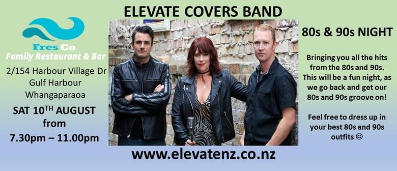 Elevate Trio Covers Band - Auckland - Eventfinda