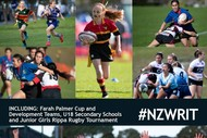 Image for event: New Zealand Women's Rugby Invitational Tournament (NZWRIT)