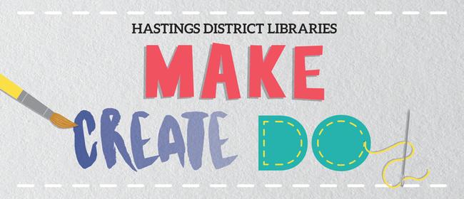 Make Create Do for Tweens - Ra whanau ki a Roald Dahl!