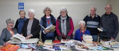 Red Cross Annual Book Fair
