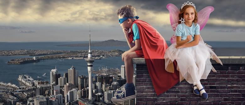 Saturday Superheroes and Fairies