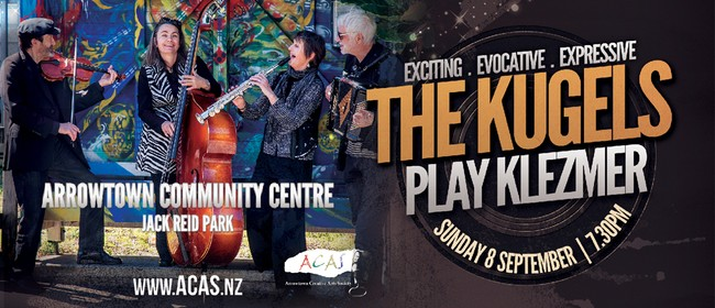 The Kugels Play Klezmer